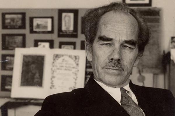 George Grebenstchikoff, ca. 1950