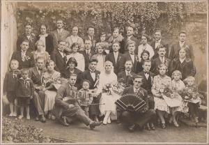 Wedding of Paul and Veronika Kovac